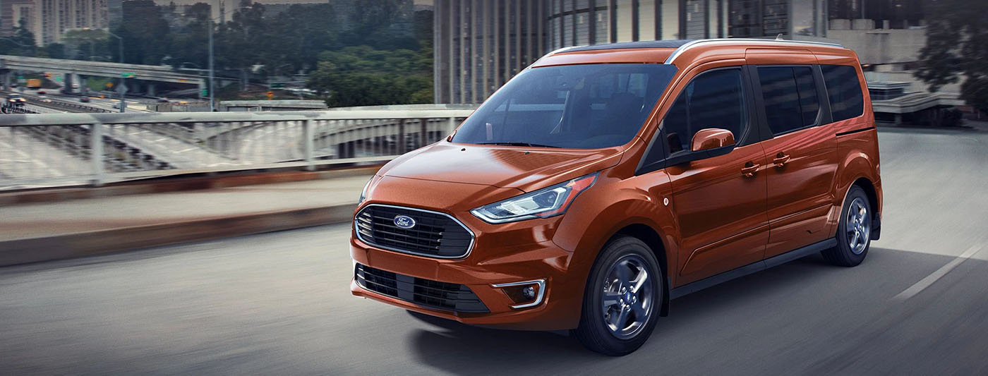 2021 Ford Transit Connect Passenger Wagon Main Img