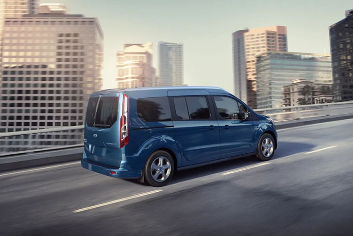 2021 Ford Transit Connect Passenger Wagon performance