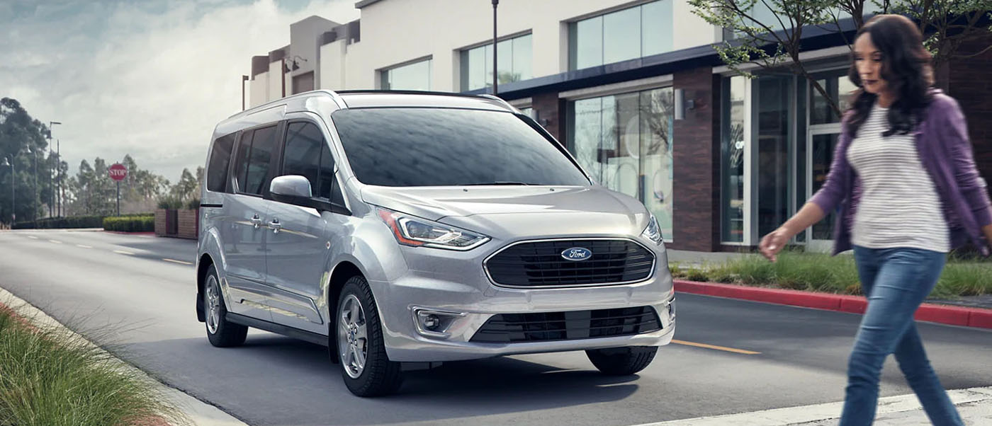 2021 Ford Transit Connect Passenger Wagon Safety Main Img