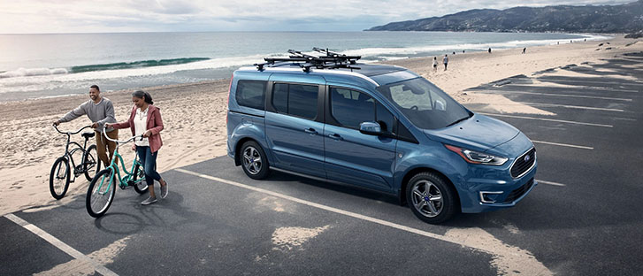 2021 Ford Transit Connect Passenger Wagon safety