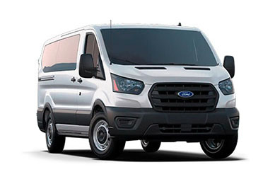 2021 Ford Transit in Salt Lake City