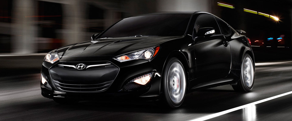 2015 Genesis Coupe Appearance Main Img