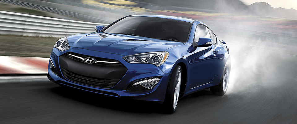 2016 Genesis Coupe Appearance Main Img