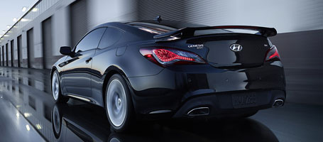 2016 Genesis Coupe performance