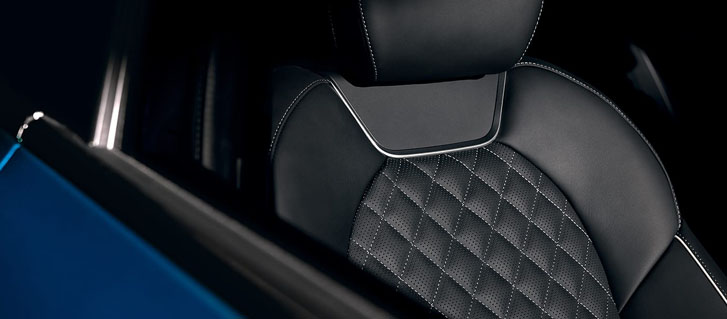 Luxury Quilted Or Sport Seats
