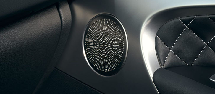 Available Lexicon® Premium Audio System