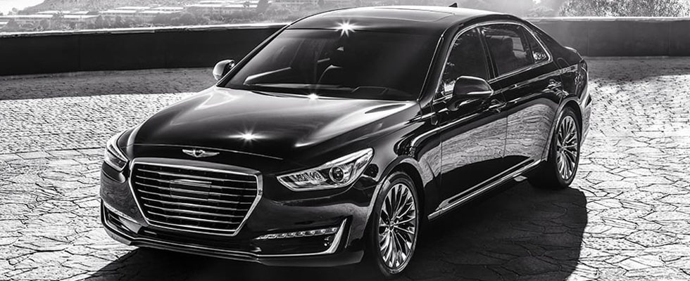 2019 Genesis G90 Safety Main Img