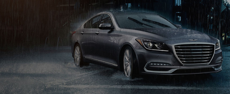 2020 Genesis G80 Sport Safety Main Img