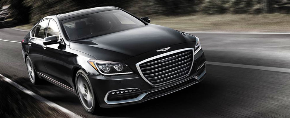 2020 Genesis G80 Safety Main Img