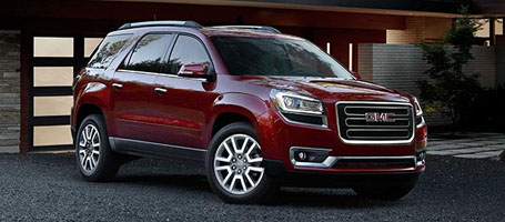 2015 GMC Acadia performance
