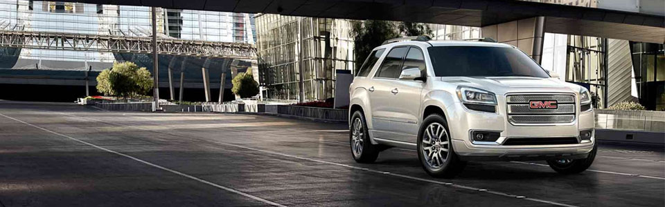 2015 GMC Acadia Safety Main Img