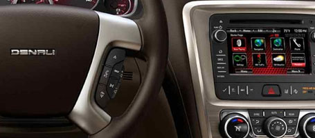 2015 GMC Acadia safety