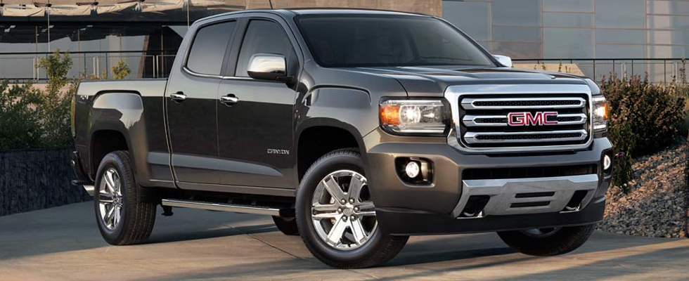2015 GMC Canyon Appearance Main Img