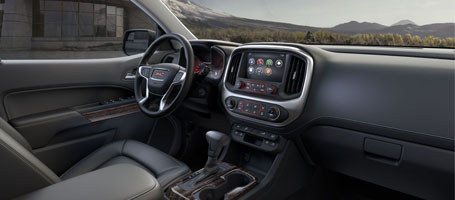 2015 GMC Canyon comfort