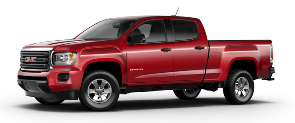 2015 GMC Canyon Main Img