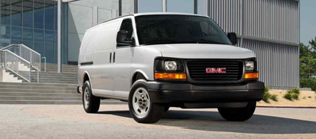 2015 GMC Savana Cargo performance