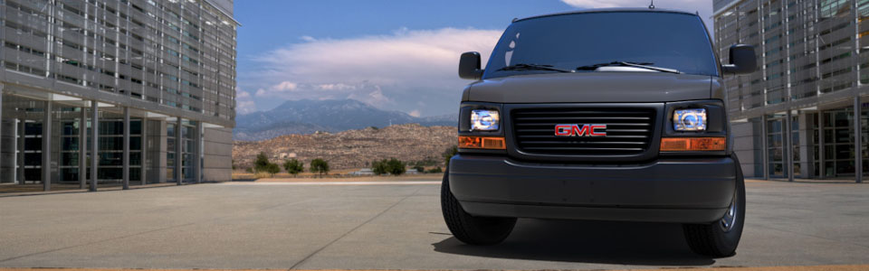 2015 GMC Savana Cargo Safety Main Img