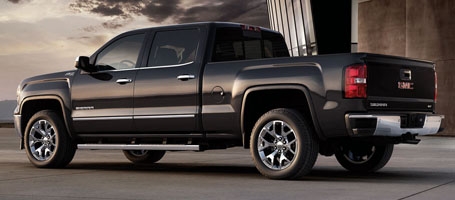 2015 GMC Sierra 1500 safety