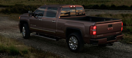 2015 GMC Sierra 2500HD Denali performance