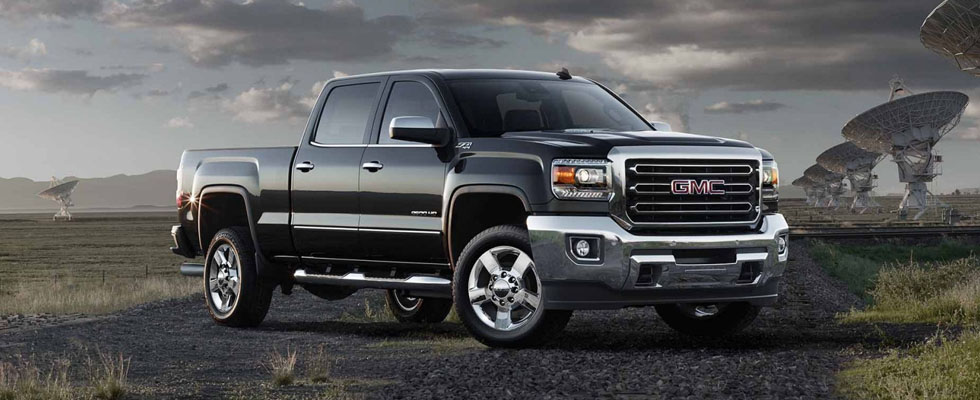 2015 GMC Sierra 2500HD Appearance Main Img
