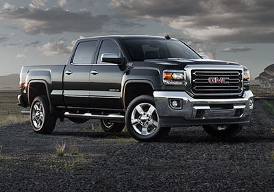 2015 GMC Sierra 2500HD appearance