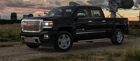 2015 GMC Sierra 2500HD performance