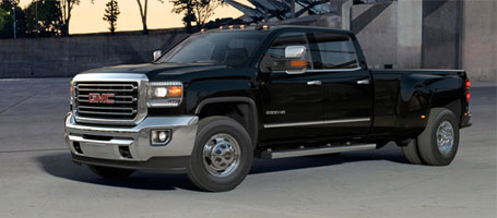 2015 GMC Sierra 3500HD Denali performance