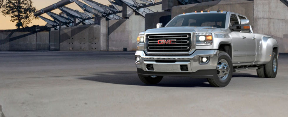 2015 GMC Sierra 3500HD Appearance Main Img