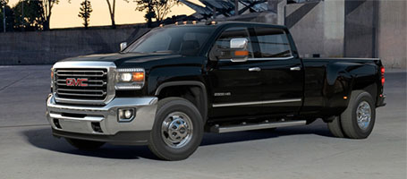 2015 GMC Sierra 3500HD performance