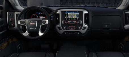 2015 GMC Sierra 3500HD safety