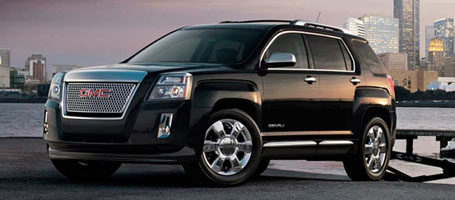 2015 GMC Terrain Denali performance