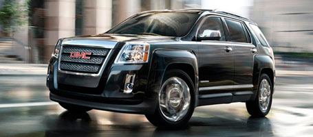 2015 GMC Terrain performance