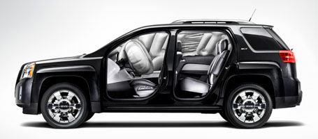 2015 GMC Terrain safety