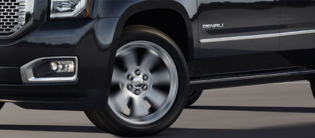 2015 GMC Yukon Denali safety