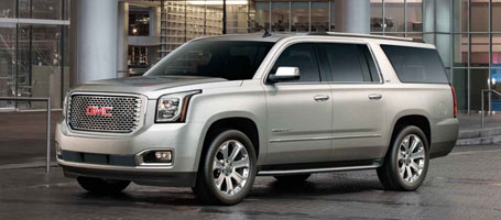 2015 GMC Yukon XL Denali safety