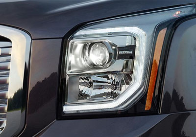 2015 GMC Yukon XL appearance