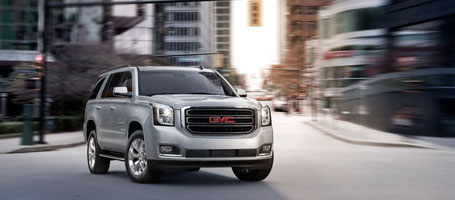 2015 GMC Yukon performance