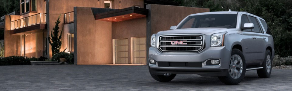 2015 GMC Yukon Safety Main Img