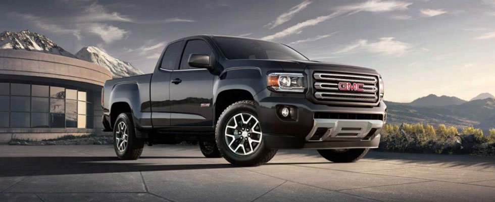 2016 GMC Canyon Appearance Main Img