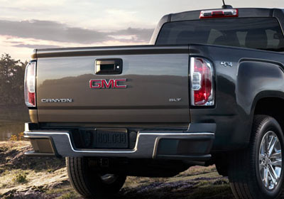 2016 GMC Canyon appearance
