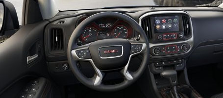 2016 GMC Canyon comfort