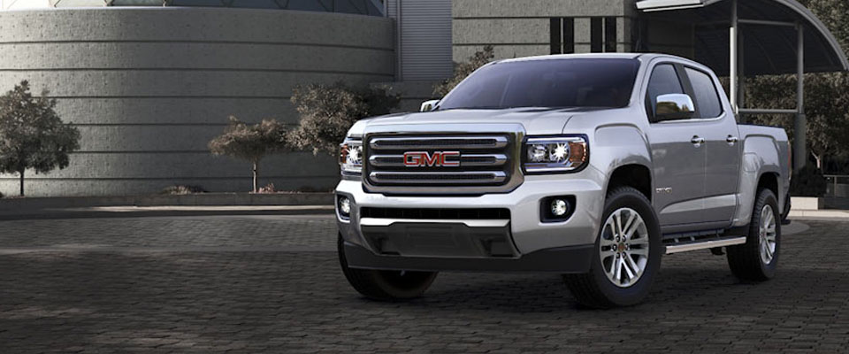 2016 GMC Canyon Main Img