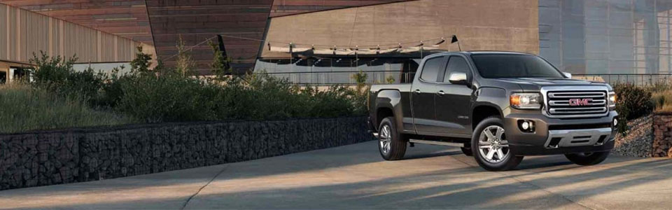 2016 GMC Canyon Safety Main Img