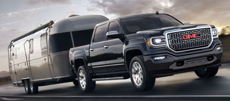 2016 GMC Sierra 1500 Denali performance