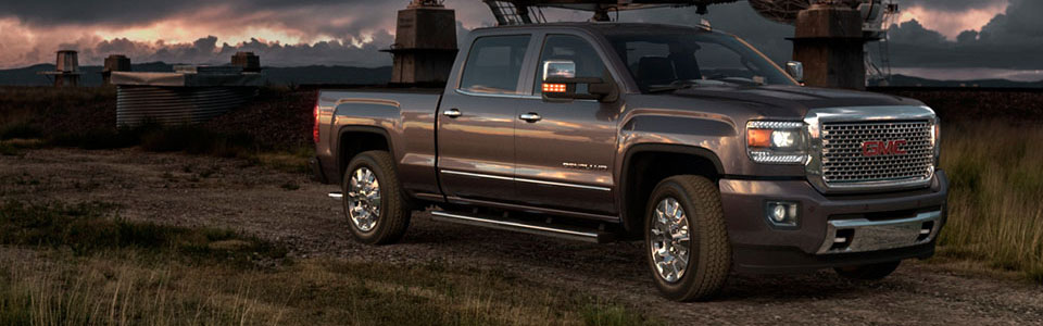 2016 GMC Sierra 2500 Denali HD Safety Main Img