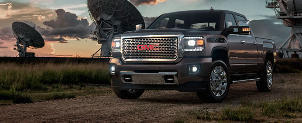 2016 GMC Sierra 2500HD Appearance Main Img