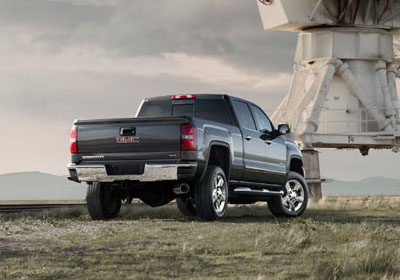 2016 GMC Sierra 2500HD appearance