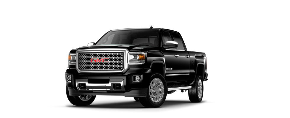 2016 GMC Sierra 2500HD Main Img
