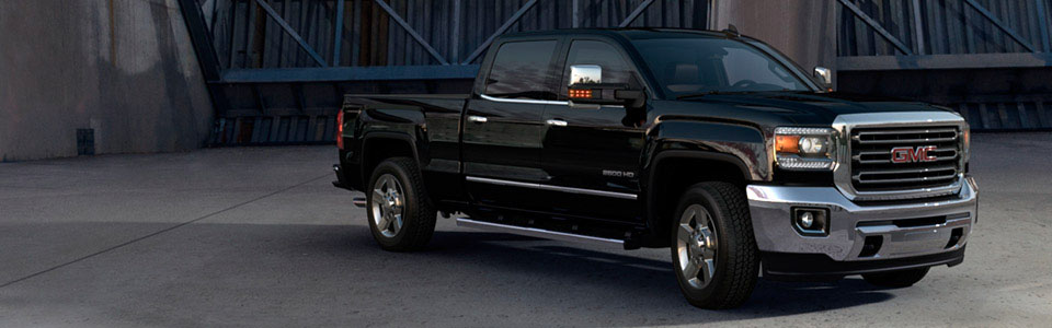 2016 GMC Sierra 2500HD Safety Main Img