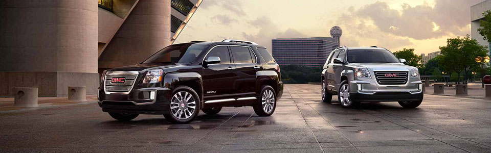 2016 GMC Terrain Denali Safety Main Img